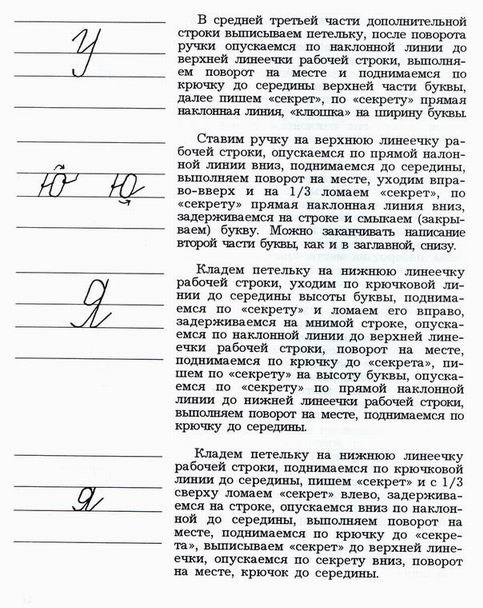 методика знакомства с буквами в период обучения грамоте